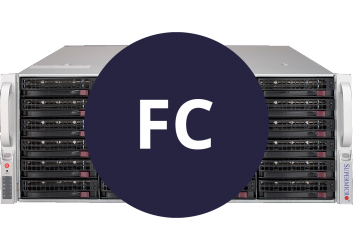 FC (Fibre Channel) Storage