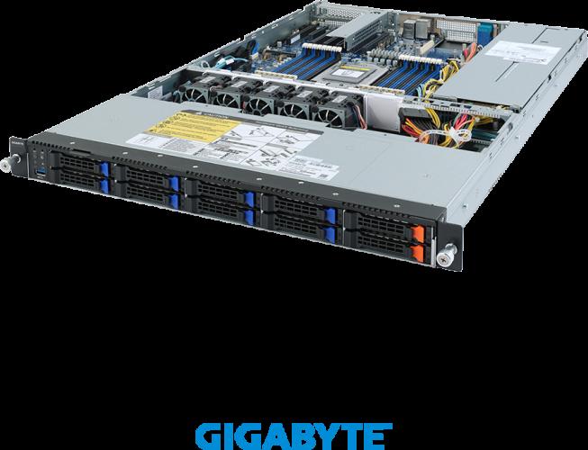 Gigabyte R152-P30-angled